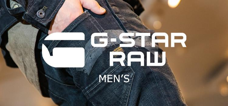 ジースターロウ G-Star RAW